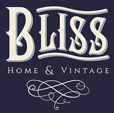 Bliss Home & Vintage Branding